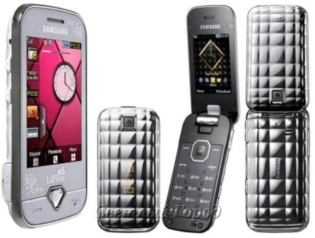 Самые красивые телефоны