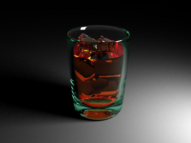 как пить виски с колой