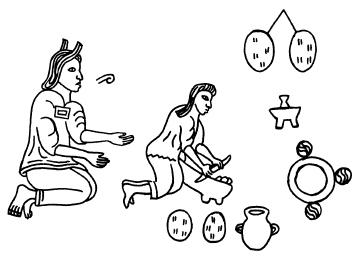 ритуальные, ацтеков