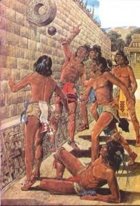 религиозные, ацтеков