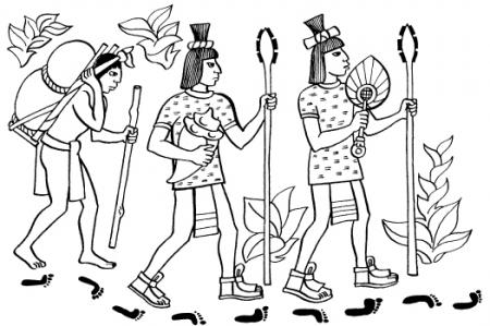 ацтеков