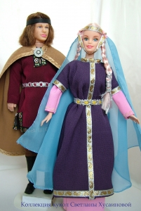 Костюм раннего Средневековья