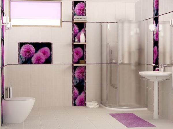 Дизайн стен плиткой фото