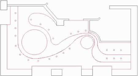 Чертежи схемы потолков