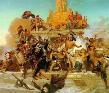 древние цивилизации государство ацтеков
