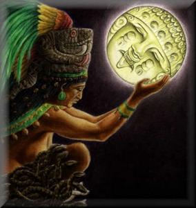 ацтеки, религия