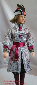Русский костюм Московии