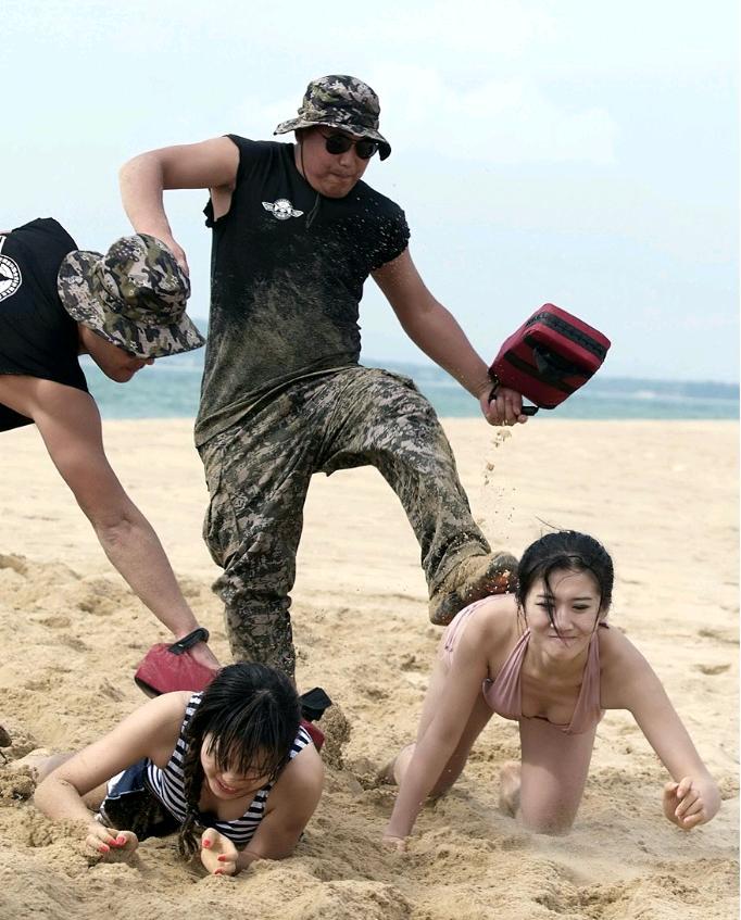 Женщины-телохранительницы